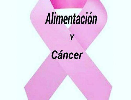 LOS ALIMENTOS Y EL CANCER